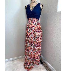 Gilli Women's Floral Maxi Dress